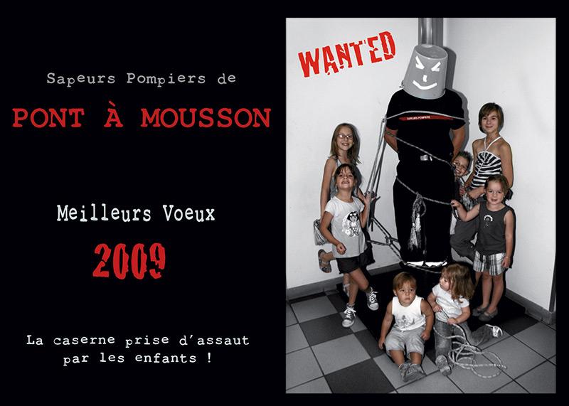 Les Enfants Prennent D'assaut La Caserne - Calendrier Pompier - Editions Bernard Cheneval Services