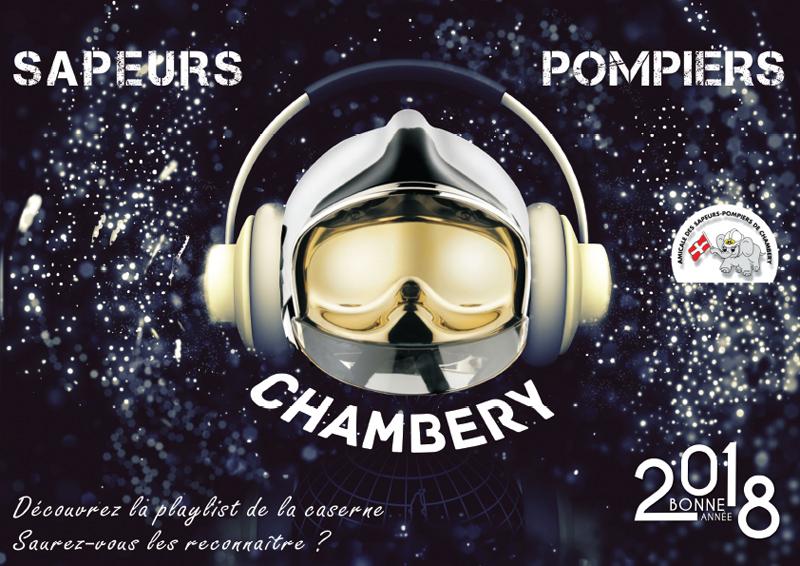 Les Pompiers Rock Star - Calendrier Pompier - Editions Bernard Cheneval Services
